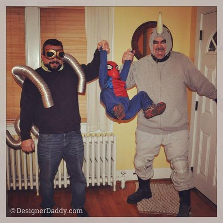 Gay Dads Are Awesome! - Spider-Man