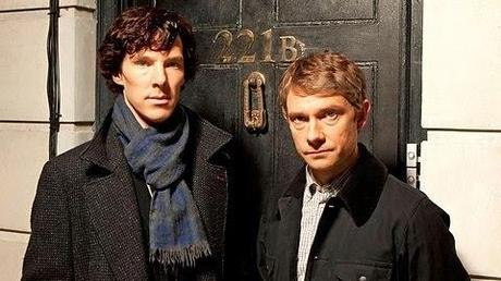 Sherlocked and Eggplant or Chicken Parmesan