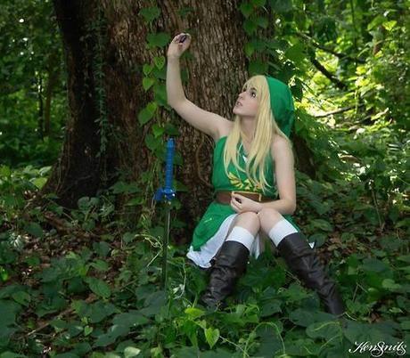 link-cosplay