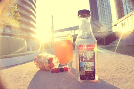 Summer Time with Pure Leaf Iced Tea!