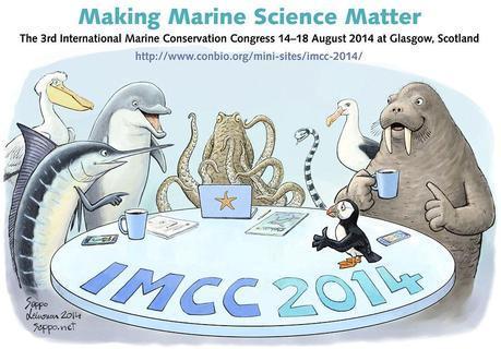 Great biodiversity cartoonists