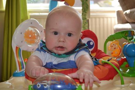 Baby Milestones 9 Months