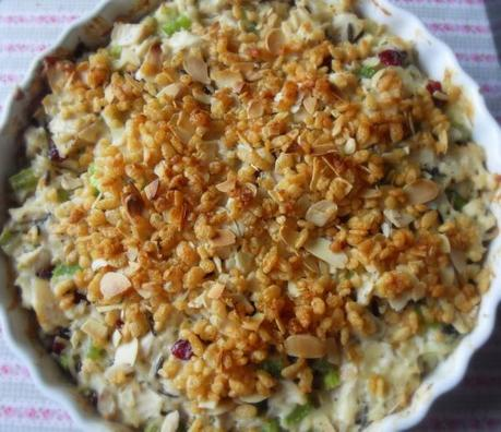 Delicious Chicken Casserole - Paperblog