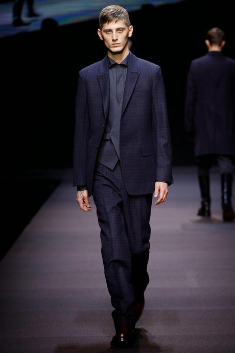 Ermenegildo Zegna Couture  Autumn Winter 2014