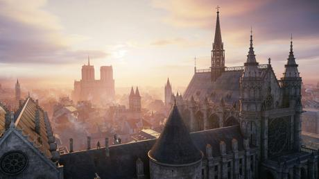 Assassin's Creed Unity Tech Made From Ground Up For PS4 & Xbox One