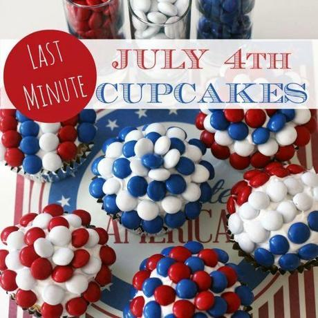 It's Never Too Late: 19 EASY and Awesome July 4th Food, Decorating, and Craft Ideas