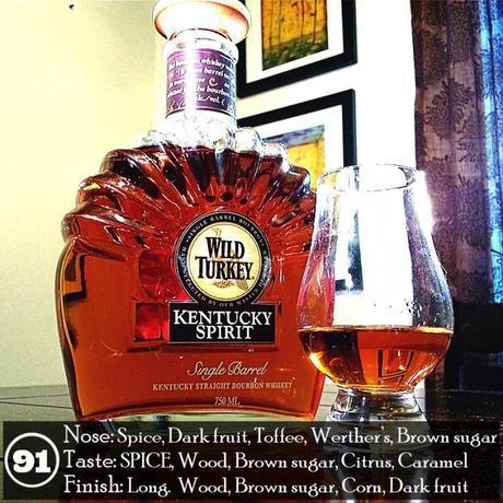 Wild Turkey Kentucky Spirit Review