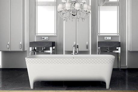 Accademia Oro Bathtub