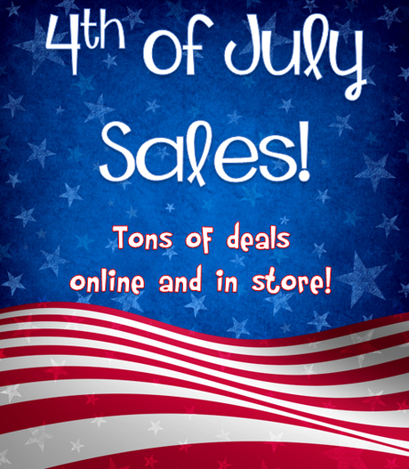 4th of July Sales 2014