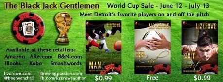 World Cup Spotlight - The Black Jack Gentlemen