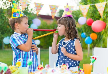 How to hold a garden birthday party for your child