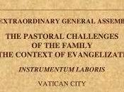 "Vatican Document Pastoral Challenges Family: ""Gospel Family"" Bible (but Where's Good News?!)"