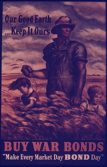 OUR GOOD EARTH - KEEP IT OURS. BUY WAR BONDS A...