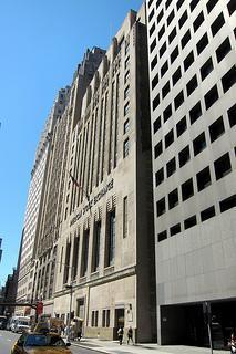 NYC - FiDi: American Stock Exchange Building