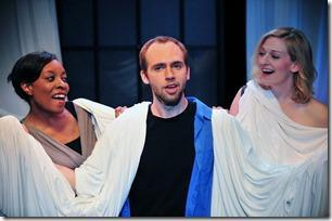 Review: Myths and Hymns (BoHo Theatre)