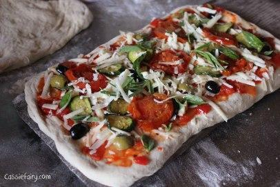 Pieday Friday ~ Using a pizza oven for the first time!