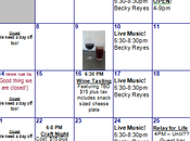 July 2014 Calendar! Hoppin' Grapes Wine Beer Retail Shop