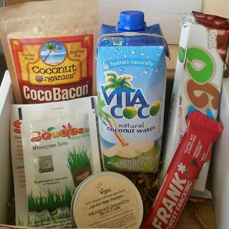The Vegan Kind Box July 2014