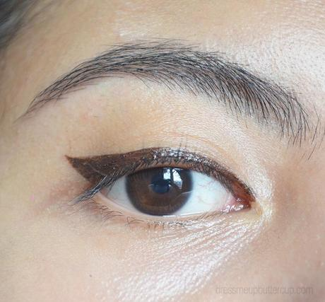 Product review k palette real lasting eyeliner 1 day for Japanese tattoo eyeliner