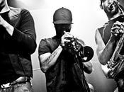 Riot Jazz Brass Band Step Hypnotic Ensemble Kelburn Garden Party