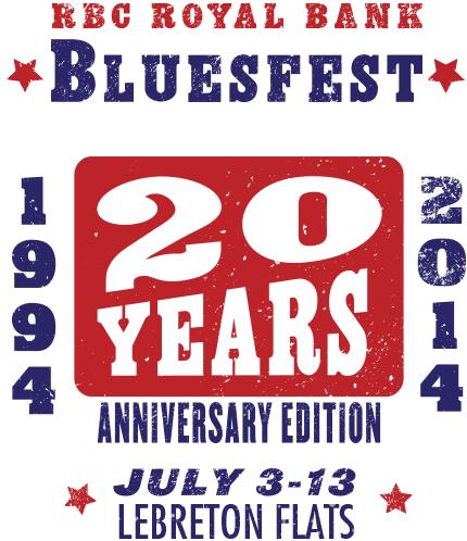 RBC Royal Bank Bluesfest 20th