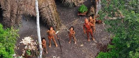 The world was gripped by the sight of a previously uncontacted tribe in the Brazilian rainforest three years ago. What happened next has only just emerged – and it suggests their very existence is under threat