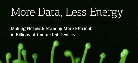 """The IEA has released the """"More Data, Less Energy: Making Network Standby More Efficient in Billions of Connected Devices"""" report."""