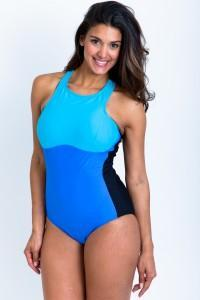 one piece women's swimwear