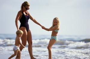 Swimsuits for moms