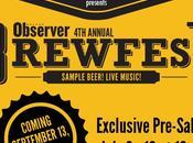 Annual Dallas Observer BrewFest