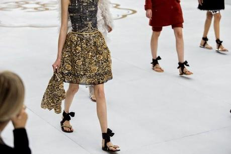 Paris Couture Fall Fashion Week - Tuesday