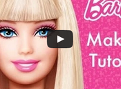 Barbie Makeup Tutorial Children Teenagers