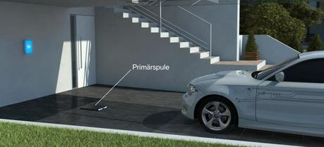 @Daimler and @BMW to develop standardized inductive charging for EVs