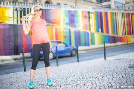 Fitness on Toast Faya Blog Girl Healthy Workout Trip O2 Travel Tariff World Portugal Lisbon Cascais Yoga Hike Bridge Bike Under Armour Speedform Shoes Outfit OOTD WIWT Fashion Blog Post Healthy Recipe Cooking-13