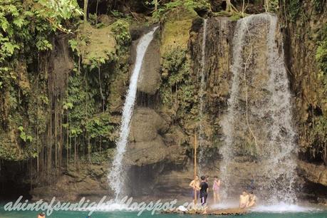 Travel Log: Kawasan Falls, Cebu