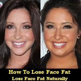 how to not lose weight in your face