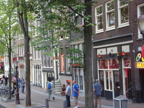 Throwback Thursday: Going Dutch in Amsterdam
