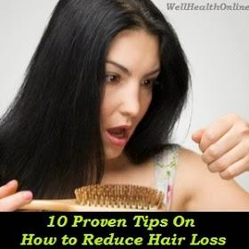10 Proven Tips on How to Reduce Hair Loss