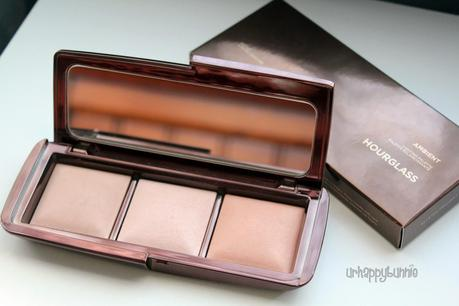 Great Hourglass Ambient Lighting Palette Review And Swatches