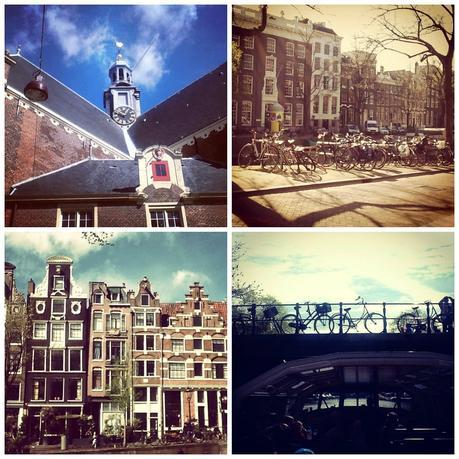 60 hours in Amsterdam aka Sunshine, Stroopwafels, Canals & The Best Apple Pie Ever.