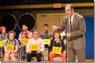 Review: The 25th Annual Putnam County Spelling Bee (Drury Lane Theatre)