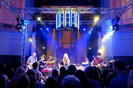 Lucy Rose Performance, Amsterdam