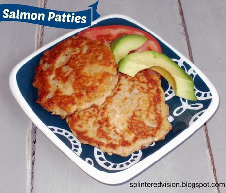 Summer and Salmon Patties