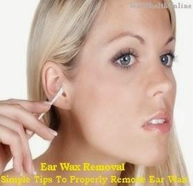 How to Properly Remove Ear Wax