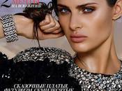 Isabeli Fontana Vogue Russia Cover Story