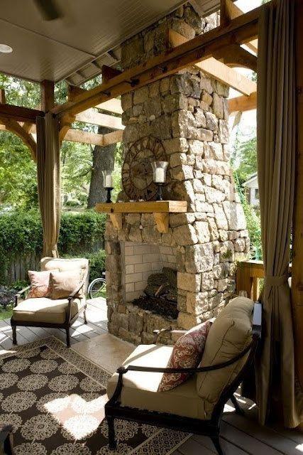 Patio inspiration paperblog for Outdoor patio inspiration