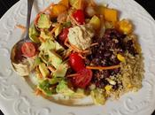 This Week's Veggie Salad