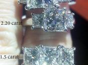 Princess Engagement Rings Size Guide