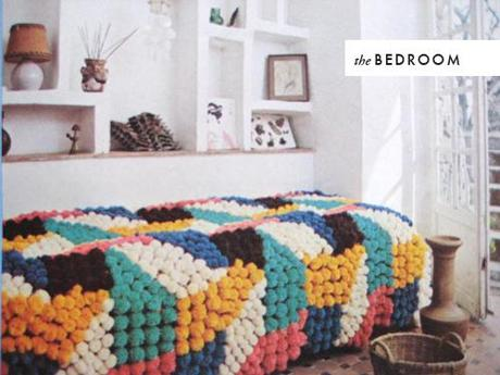 DIY Room to room: Pom poms