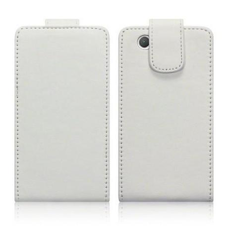 Xperia Z1 Compact Flip Leather Case